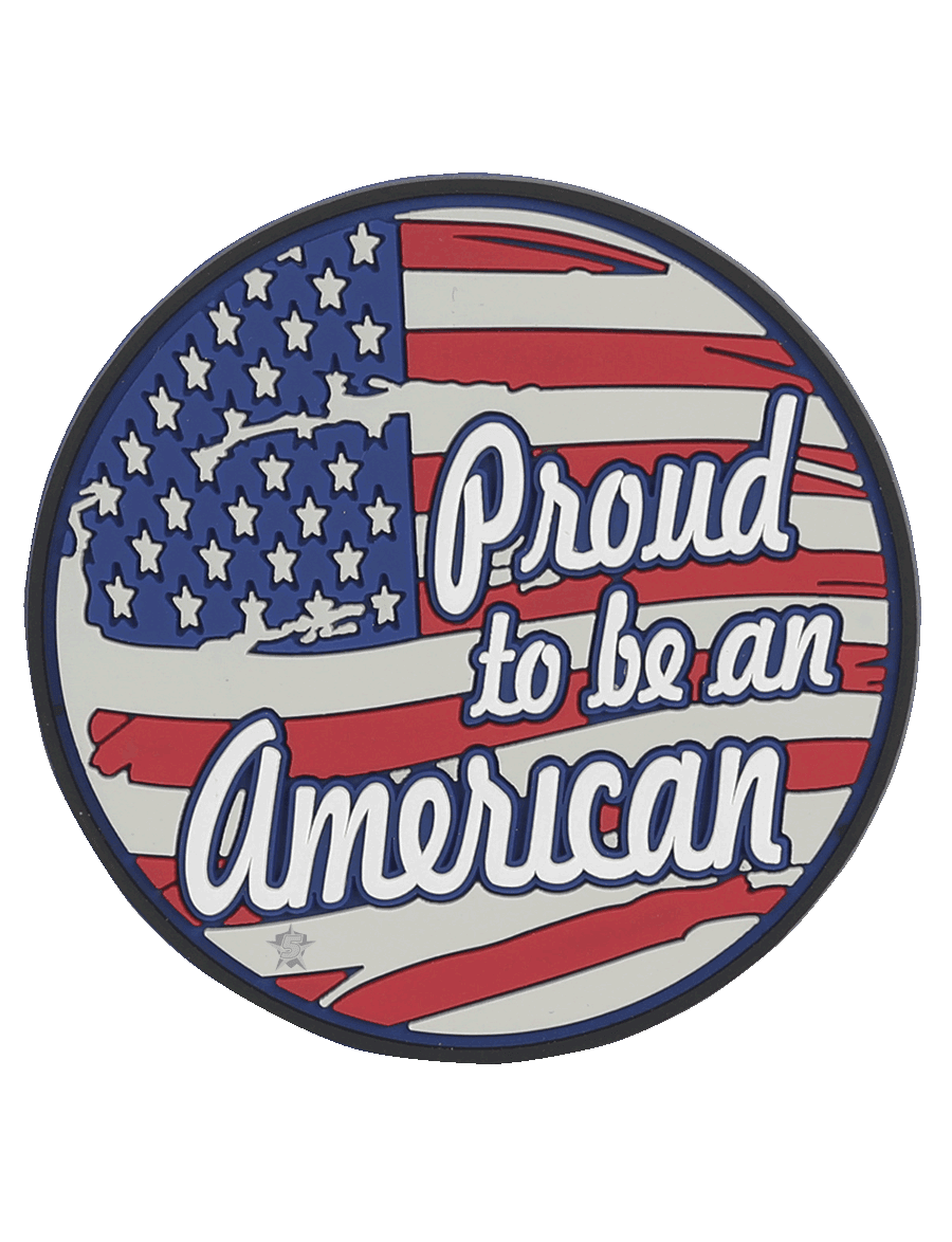 PROUD TO BE MORALE PATCH