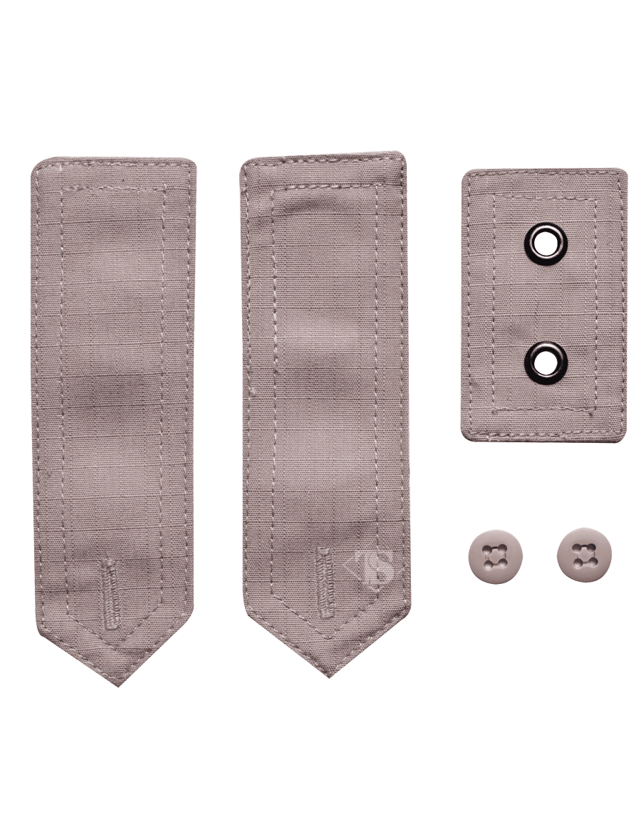 ULTRALIGHT EPAULET/BADGE TAB KIT