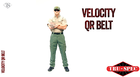 VELOCITY QR BELTS