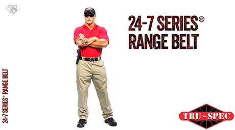 24-7 SERIES® RANGE BELTS